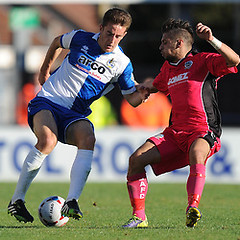 """Bristol Rovers v Dover 041014 • <a style=""""font-size:0.8em;"""" href=""""https://www.flickr.com/photos/125622569@N04/15294051210/"""" target=""""_blank"""">View on Flickr</a>"""