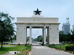 """freedom-and-justice-arch-in-accra-in-ghana-thumb7635084 • <a style=""""font-size:0.8em;"""" href=""""http://www.flickr.com/photos/125032427@N07/15298610660/"""" target=""""_blank"""">View on Flickr</a>"""