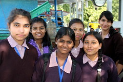 International Day of the Girl Child for 2014 is Empowering Adolescent Girls: Ending the Cycle of Violence. (ramesh_lalwani) Tags: girls girl child adolescent empowering empoweringadolescentgirls