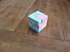 Soma Cube puzzle (hyunrang) Tags: paper origami puzzle strip cube soma hur knotology