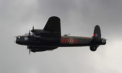 Vera (Treflyn) Tags: world show trip b two heritage museum plane airplane real during see memorial display britain air main flight battle x canadian aeroplane event together reason lancaster ww2 duxford treat bomber vera mk warbird warplane avro vra lancasters bbmf airworthy cwhm kb726