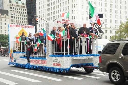 Columbus Day Parade NYC