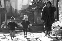 Day 27: Annapurna People (p.sebastien) Tags: travel nepal portrait people asia hiking local population annapurna travelphotography travelaroundtheworld