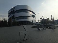 Mercedes Benz Museum!