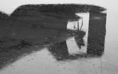 Von unter den Wassern ber die Wasser (O.I.S.) Tags: bw boot boat marine wasser steel sub submarine sw ostsee fehmarn stahl uboot schwarzweis