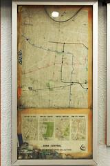 El metro de la Ciudad de Mxico en los 80s (laap mx) Tags: old underground subway mexico mexicocity df metro map mapa viejo ciudaddemexico distritofederal