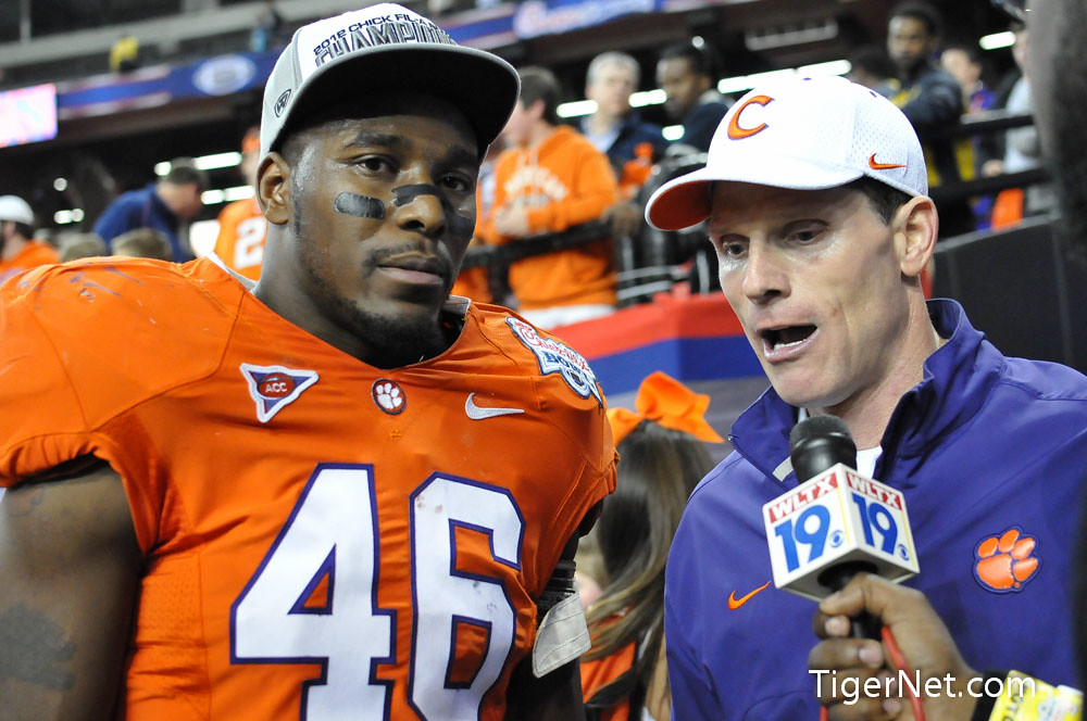 Clemson Photos: 2012, Bowl  Game, Brent  Venables, Football, Jonathan  Meeks, lsu