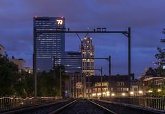 Off the Beaten Track (Jeroen van Dam) Tags: rotterdam urbanexploring urbex