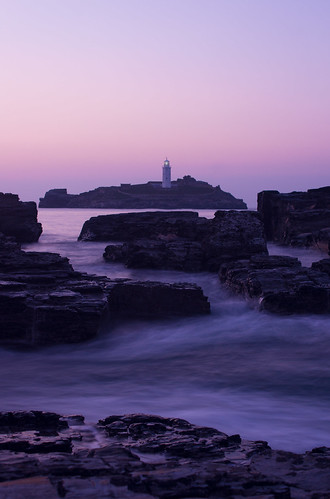 godrevy lighthouse - cornwall - GB