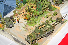 IMG_0808 (Kev Gregory (General)) Tags: world english scale car st soldier army us war fighter ship force tank roman aircraft military air wwi wwii grand racing september plastic prix helicopter international civil german american figure british figurine gregory russian bomber society kev armour futuristic diorama rotary ives weapons gladiator hovercraft 28th verlinden 2014 napoleonic ipms modellers