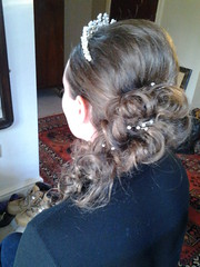 "Bridal Hair • <a style=""font-size:0.8em;"" href=""http://www.flickr.com/photos/36560483@N04/15438163897/"" target=""_blank"">View on Flickr</a>"