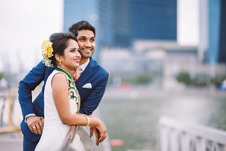 Singapore Pre-Wedding Arvind & Anusha