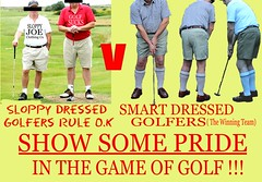 Golfer Fashion Tips 3 (The General Was Here !!!) Tags: summer green socks golf walking clothing long sommer sox clothes walker golfing clubs polyester shorts knees kiwi knee walkers golfers golfer kneesocks kiwiana golfclubs 2014 putter 2016 longsocks 2015 golffashion golfsocks walkshorts walksocks abovethekneeshorts longwalksocks golfingsocks