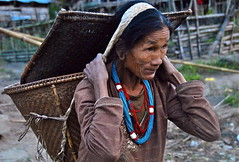 India-Arunachal Pradesh-Daporijo (venturidonatella) Tags: people india portraits nikon women asia gente minorities arunachalpradesh apatani daporijo