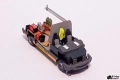 Lasbus interieur 1:87 (Romar Keijser) Tags: interieur ho a4 187 diorama werk wedstrijd werkzaamheden krol h0 uitvoering zelfbouw strukton lasbus werkbak