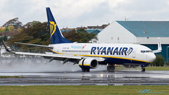 EI-EKP B737-8AS Ryanair (kw2p) Tags: canon boeing ryanair prestwickairport egpk canoneos7d b7378as eiekp kennywilliamson egpkpik kw2p cn350283199