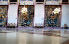 Residenz, Munich (Garrett Rock) Tags: castle museum architecture court germany munich tile bayern deutschland bavaria gold design king gallery tour princess interior gothic treasury royal prince courtyard palace queen collection ornament ob neo munchen ornate residence baroque decor romanesque monarchy regal monarchs rococo hof hofgarten residenz vaults oldcourt knigsbau gilted kaiserhof wittelsbach deocration