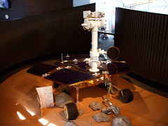 "Model of NASA Mars Rover Spirit • <a style=""font-size:0.8em;"" href=""http://www.flickr.com/photos/34843984@N07/15540040705/"" target=""_blank"">View on Flickr</a>"