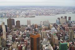 86th floor ( dieffe) Tags: panorama newyork skyscraper landscape manhattan eastriver vista sight grattacielo vue rascacielos panorami gratteciel statiuniti grattacieli