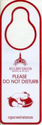 HUA-HIN GRAND HOTEL & PLAZA, Thailand, 4444, (AB)