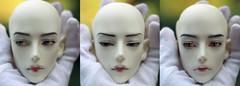 Soom Idealian Gluino(s) Finished (miyukisetsu) Tags: eye face up open vampire crescent human romantic bjd soom abjd oe aesthetics faceup idealian gluino miyukisetsu