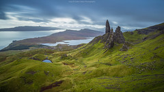 The Old Man of Storr (Zoltan Gabor) Tags: uk longexposure nature canon landscape scotland highlands isleofskye ngc lee 30sec oldmanofstorr storr ndfilter eos6d