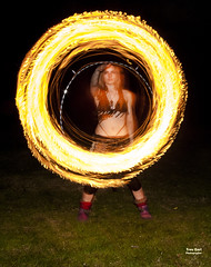 Landi James-Reynolds (Trev Earl) Tags: night canon bedford fire flames performance entertainment 5d fullframe firespin ilobsterit landijamesreynolds