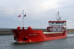 Jetstream Blyth 121114 (silvermop) Tags: sea port river boat ship ships jetstream blyth cargovessels shortsea