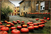 """""""The Halloween time"""" , Marville, Meuse, Lorraine, France (claude lina) Tags: france halloween village lorraine meuse potirons marville"""
