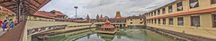 Udipi Krishna Mutt (Aiel) Tags: panorama karnataka hdr udipi udipikrishnamutt