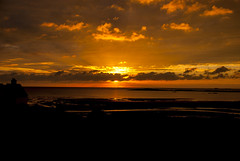 Sunset (chris.lynn) Tags: wales subset anglesey rhosneigr