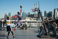 Harlem Globetrotters 2015 North American Military Tour Kick Off (stroup82#) Tags: nyc newyorkcity newyork sports basketball harlem navy sailors intrepid usnavy harlemglobetrotters hometownheroes navinfoeast navyofficeofinformationeast