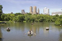 Central Park (.:: Sonia  Hay un trasto en mi trasterO :::.) Tags: nyc parque newyork lago centralpark