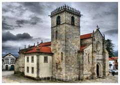 Igreja Matriz de Caminha (vmribeiro.net) Tags: portugal church gothic medieval igreja middle ages matriz gotico caminha