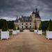 Chenonceau entry