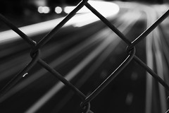 The 51 (jamie.collins2222@ymail.com) Tags: longexposure nightphotography arizona blackandwhite phoenix night nikon freeway lighttrails nikon50mm18g nikond5200