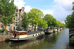 Amsterdam (Kristel Van Loock) Tags: city travel holland amsterdam europa europe capital nederland thenetherlands viaggio olanda citt citytrip lespaysbas paesibassi