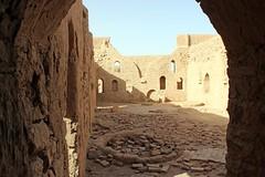 Aswan - St Simeon (Malcolm Bott) Tags: northafrica egypt aswan