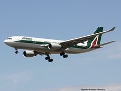 Alitalia (Jacques PANAS) Tags: airbus alitalia a330202 eiejn msn1313