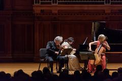 Zukerman Trio (Oberlin College) Tags: conservatory concert zukermantrio unitedstates conservatoryconcertzukermantrio violin amandaforsyth angelacheng oberlincollege finneychapel classicalmusic zuckermantrio
