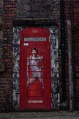 Bowie (oliviadawson7) Tags: uk artist bowie photographer irish canon horizontal outside graffiti art photography street city quarter northern manchester