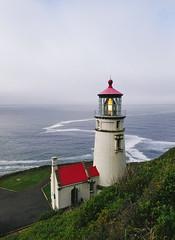 HCTA (α RAINYNEPTUNUS ω) Tags: red hecetahead hecetaheadlighthouse hikeoregon exploreoregon oregon oregonstateparks oregonlighthouse highway101 pacificocean ocean lighthouse