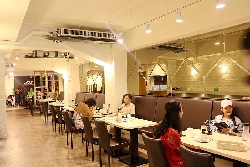 MB white coffee士林店南洋風味美食咖啡廳007