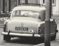 FG-06-88 (kentekenman) Tags: mercedes 190 ponton w105