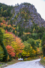 Dixville Notch (blackseal35) Tags: 2016 24105l canon canonti1 cooscounty dixvillenotch errol fall nh newhampshire northwoods whitemountains c color colorful colors leafpeeping leaves mountains river roadtrip stream view water woods