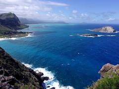 View from Makapu'u Point (jimmywayne) Tags: hawaii oahu honolulucounty makapuu lighthouse makapuuhead windward historic