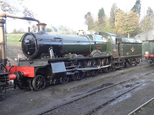 GWR 7800 Class 4-6-0