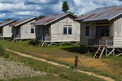 Corowai village
