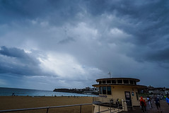 DSC01481 (Damir Govorcin Photography) Tags: bondi beach sydney water sea ocean nsw australia landscape zeiss 1635mm sony a7ii people