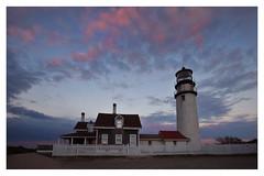 Highland Light (danny wild) Tags: lighthouse cape cod newengland beach